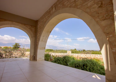 Patricks Villa Photographs-Arched Mountain View_